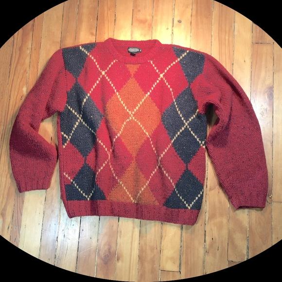 J. Peterman Other - J. Peterman Vintage Men's XXL Sweater